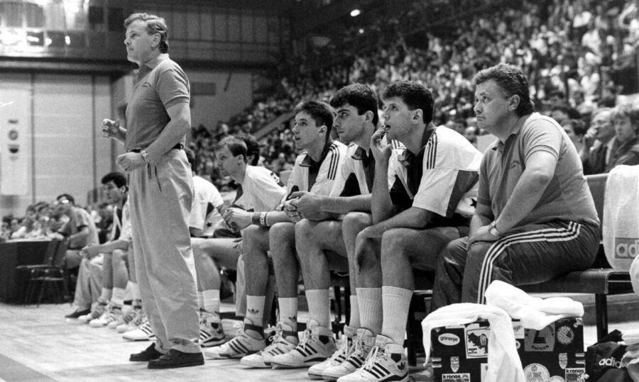 Ντούσαν Ίβκοβιτς, ο Σέρβος δάσκαλος που λάτρευαν οι Κροάτες - AthleteStories